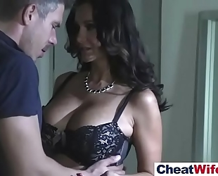 Hardcore sex with pleasant cheating sexy amateur wife (ava addams) video-08