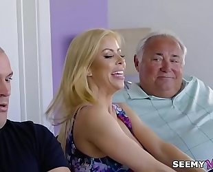 Alexis fawx - i took my father's pills so i need my mom's assist!
