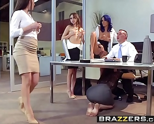 Brazzers.com - brazzers exxtra - aidra fox janice griffith lana rhoades riley reid and keiran lee - off