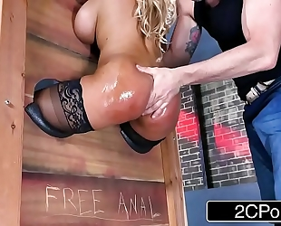 Hot latin chick milf bridgette b suggests free anal to any stud who is stud sufficiently