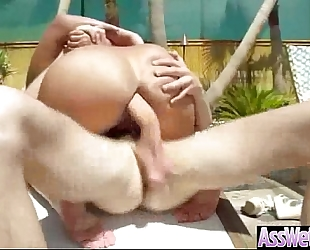 Big moist ass BBC slut (bridgette b) have a fun hard anal nailed on tape mov-07