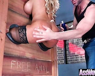 Hot superb hotwife (bridgette b) with large ass acquire anal sex mov-23