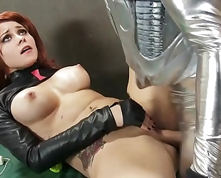 Marsha may booty creampie from ultron
