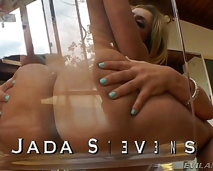 Sheena shaw jada stevens buttman clear chair booties - http://tinyurl.com/lu7zl85