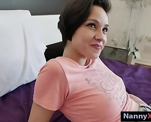 Teen nanny pounded by her boss for specie