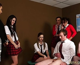 Small dick school humiliation