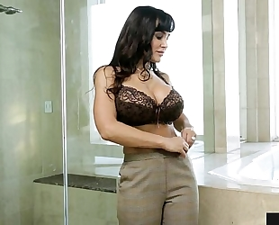 Lisa ann in lesbo scene with keisha grey