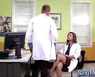 Hardcore sex adventures with doctor and lustful patient (keisha grey) video-13