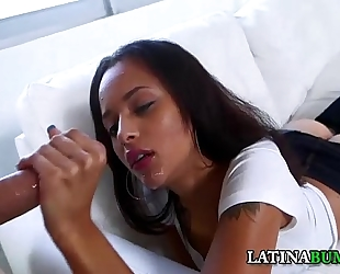 Ass in studs with lalin girl babe holly hendrix