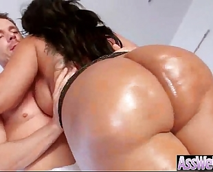 (kiara mia) wicked white women with large gazoo acquire her gazoo aperture nailed video-16
