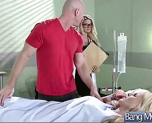 Hot patient (jessa rhodes) and lewd doctor gangbang in sex adventures tape vid-13