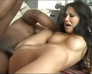 Asa akira receive screwed by bbc