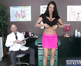 Hot patient (peta jensen) and doctor in sex adventures video-23