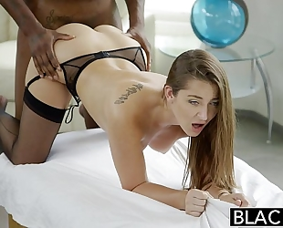 Blacked dani daniels 1st interracial