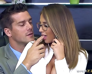 Brazzers.com - (layla london) - large whoppers at work
