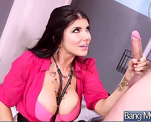 Sexy patient (romi rain) in sexy sex adventure with doctor mov-26