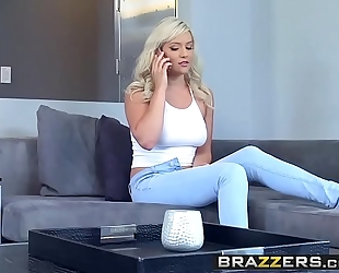 Brazzers.com - baby got titties - kylie page and keiran lee - bad babysitter