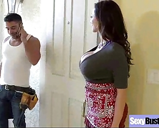 Hard style sex on tape with large melon bra buddies sexy mamma (ariella ferrera) movie-02