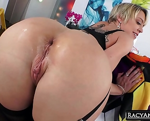 Busty milfs anally powered dee williams, ryan conner, nina elle, cherie deville