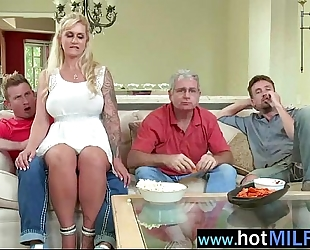 Big hard rod for hawt older white wife (ryan conner) clip-19