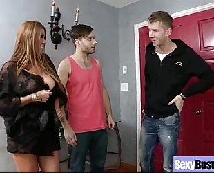 Sex act with large round mounds white bitch (kianna dior) video-21