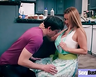 Hot large mounds dirty slut wife (kianna dior) receive team-fucked hard style on tape vid-16