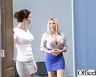 Hot sex in office with large round breasts slutwife (rachel roxxx & skyla novea) video-25