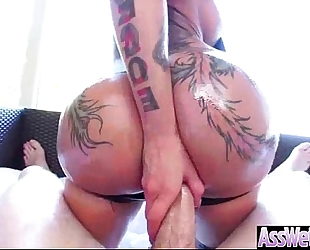 Anal hard sex tape with giant arse hotwife (bella bellz) video-06
