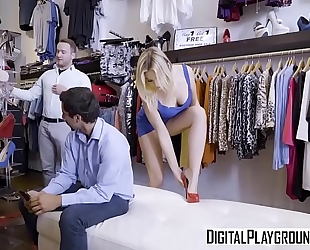 Digitalplayground - beneath foot blair williams van wylde