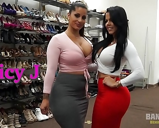 Bangbros - behind the scenes with latin sweetheart women spicy j and diamond kitty
