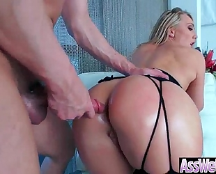(aj applegate) large round oiled arse slutwife love hard anal intercorse video-04