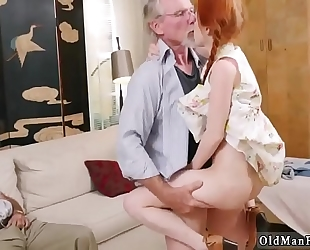 Old stud educate juvenile and mama hardcore fuck 1st time online hook-up