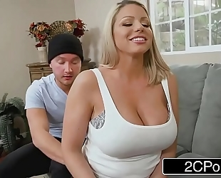 Gorgeous stepmom brooklyn follow needs anal badly