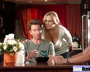 Busty girl (julia ann) in hardcore sex act secene movie-17