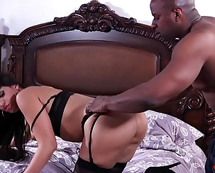 Mercedes carrera team-fucked in front of spouse