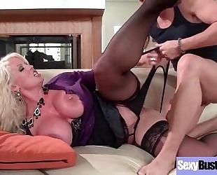 Sexy breasty slutty wife (alura jenson) in sex hard act scene clip-04