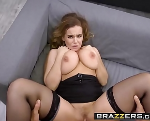 Brazzers.com - big milk sacks at school - sneaking into the teachers lounge scene starring natasha good and se