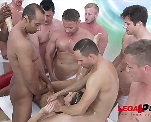 10 stud anal group-sex for gina gerson sz993