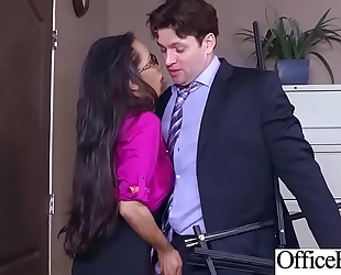 Hardcore group sex with excited large zeppelins office housewife (priya price) video-23