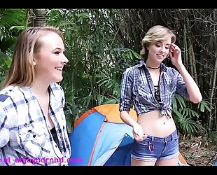 Enjoypornhd.com - alyssa cole, haley reed (backwoods bartering) p4 (new)