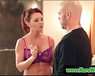 Second hand nuru (derrick pierce & janet mason) episode clip-01