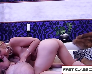 Firstclasspov - sarah vandella is punished by a large knob, large gazoo