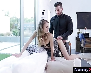 Nanny jillian janson nailed by sexually excited guy