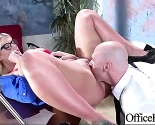 Office hawt white wife (julie cash) with large rounf mangos acquire hard gangbanged movie-14