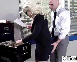 Hardcore group-sex in office a bitch large tits white women (julie cash) mov-18