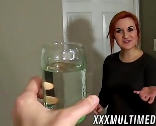 Mommy acquires transformed to a sex addicted doxy and bonks step son pov