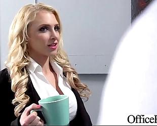 Busty office white bitch (alix lynx) acquire busy in hardcore sex scene clip-03