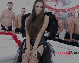 10 chaps anal group-sex for mea melone sz988
