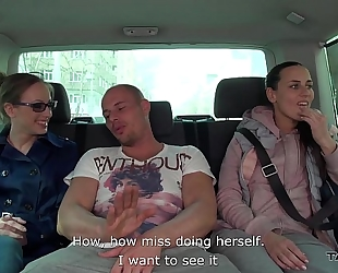 Takevan youthful secretary takes ride with mea melone and acquire screwed hard