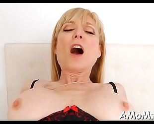 Mommy gets pounded shitless